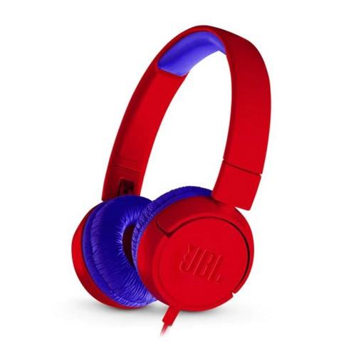 JBL Kids On-Ear Headphones JR300 - Red