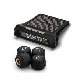 Solar Power Car Tire Pressu