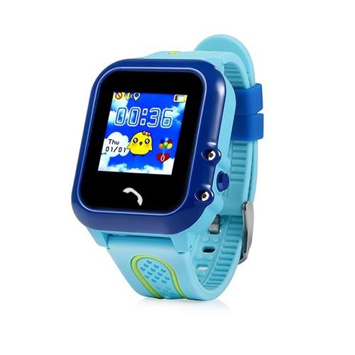 Wonlex Kids Watch Touchscreen Waterproof GW400E - Blue