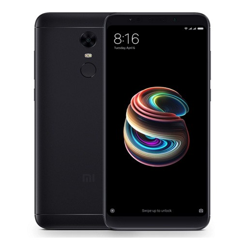 Xiaomi Redmi 5 Plus (4GB RAM/64GB) - Black