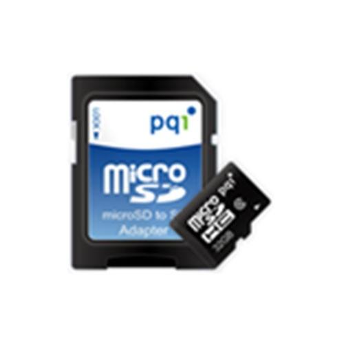 PQI Micro SDHC UHS-1 Class 10 - 8GB