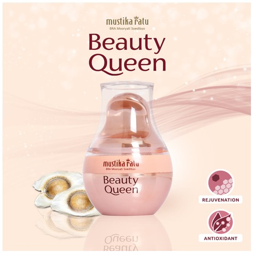 BEAUTY QUEEN ANTI SHINE LOOSE POWDER