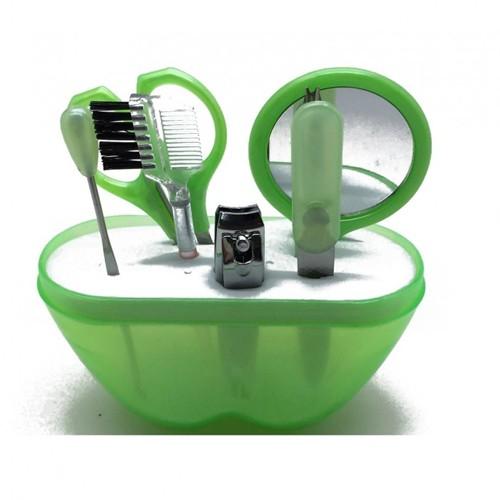 Ai Mi Ni Beauty Tool Set 6 in 1 - Green