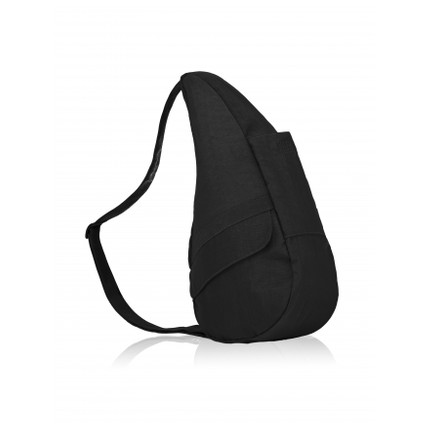 Healthy Back Bag Textured Nylon, Black, (S)