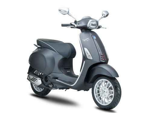 Vespa Sepeda Motor Sprint 150cc I-GET - Matt Grey