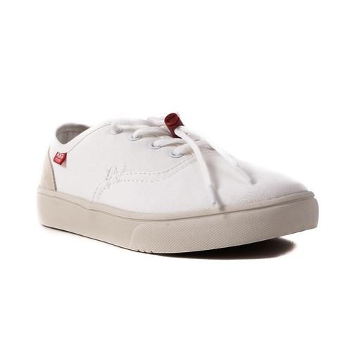 Wakai Uwabaki White Sepatu Sneakers (WAK0002660.C2158)