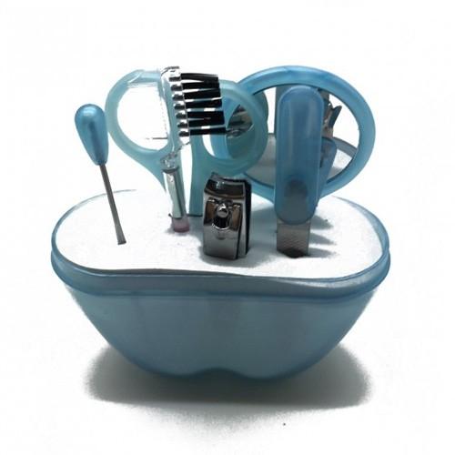 Ai Mi Ni Beauty Tool Set 6 in 1 - Blue
