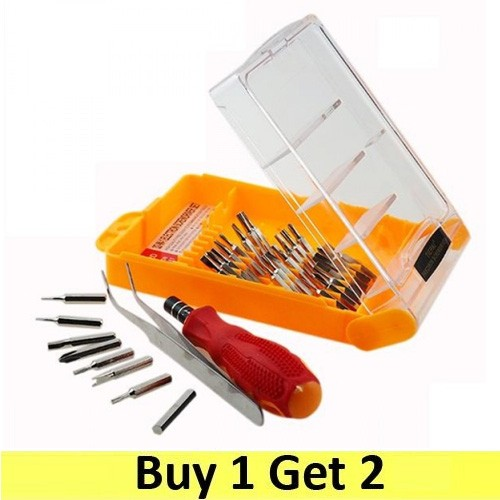 Screwdriver Tool Set 32 in 1 (Obeng Set)