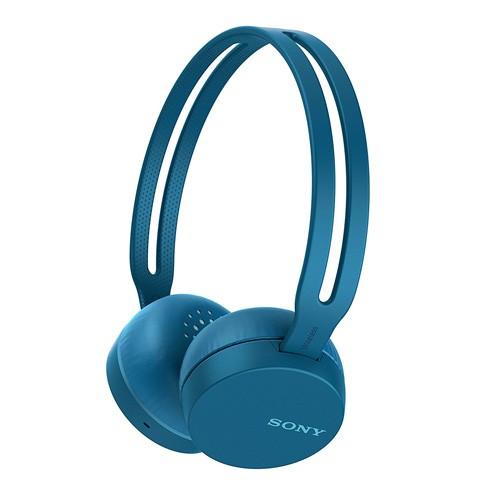 Sony Wireless On-Ear Headphones WH-CH400 - Blue