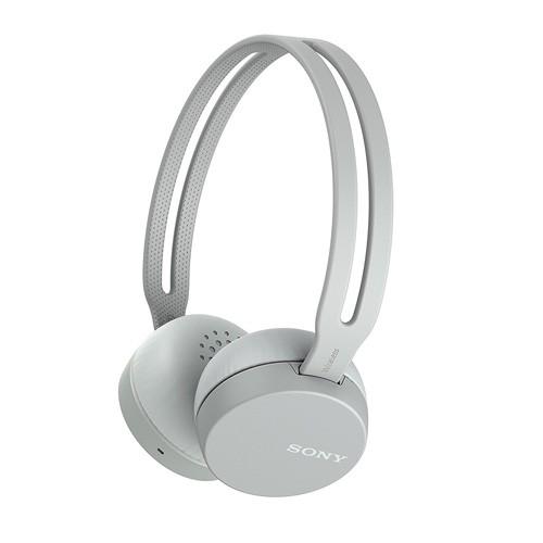 Sony Wireless On-Ear Headphones WH-CH400 - Grey