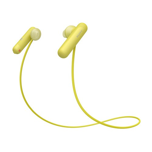 Sony Wireless In-Ear Sports Headphones WI-SP500 - Yellow