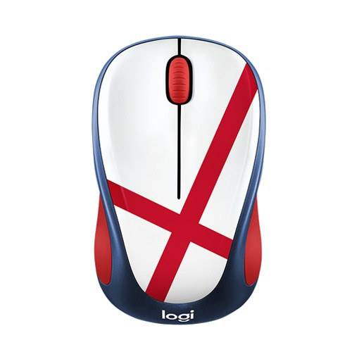 Logitech M238 Wireless Mouse Fan Collection - England