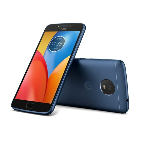 Moto E4 Plus - Blue Oxford