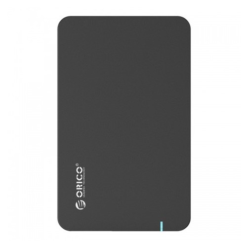 Orico Portable 2.5 inch SATA III USB 3.0 External HDD Enclosure 2569S3