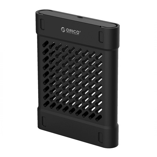 Orico 2.5 inch Silicone Protective Box for Hard Drive PHS-25 - Black