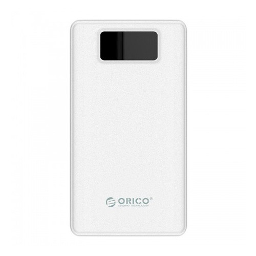 Orico Scharge Polymer Power Bank 12.000mAh L12000 - White