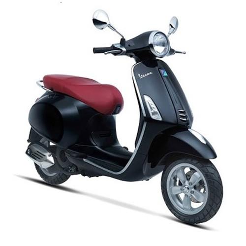 Vespa Sepeda Motor Primavera 150cc I-GET Non ABS - Black