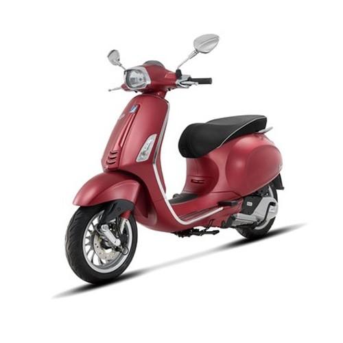 Vespa Sepeda Motor Sprint 150cc I-GET ABS - Redmatt