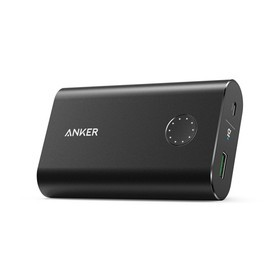 Anker Power Bank PowerCore+ 10.050mAh with Quick Charge 3.0 A1311H11 - Black