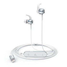 Anker In-Ear Headphone SoundBuds Digital IE10 A3011H41 - Silver