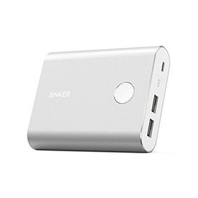 Anker Power Bank PowerCore+ 13.400 mAh with Quick Charge 3.0 A1316H41 - Silver