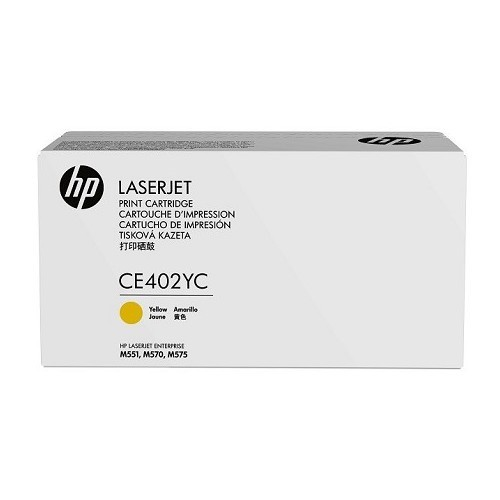 HP Business 507Y Yellow Toner CE402YC