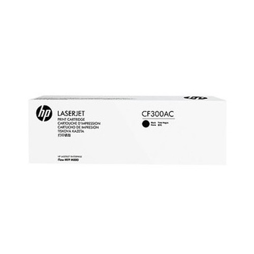 HP 827A Black Original LaserJet Toner Cartridge CF300AC
