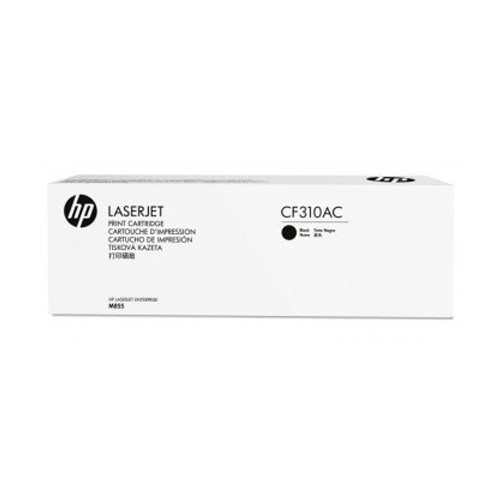 HP LaserJet Toner Cartridge CF310AC - Black Contract