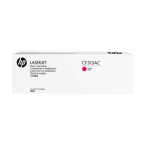 HP 826A Magenta Contract Toner Cartridge CF313AC