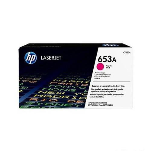 HP Magenta LaserJet Toner Cartridge - CF323AC