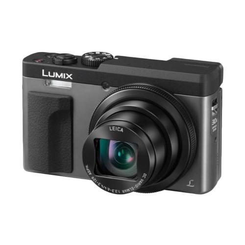 Panasonic Lumix Digital Camera DMC-TZ90 - Silver