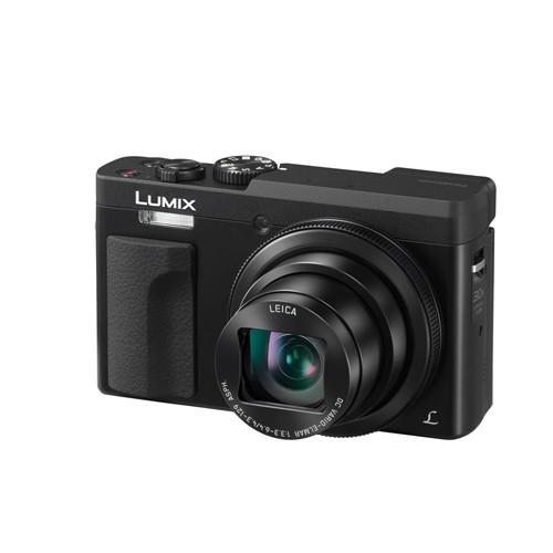 Panasonic Lumix Digital Camera DMC-TZ90 - Black