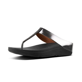 Fitflop Fino Crystal Toe-Th