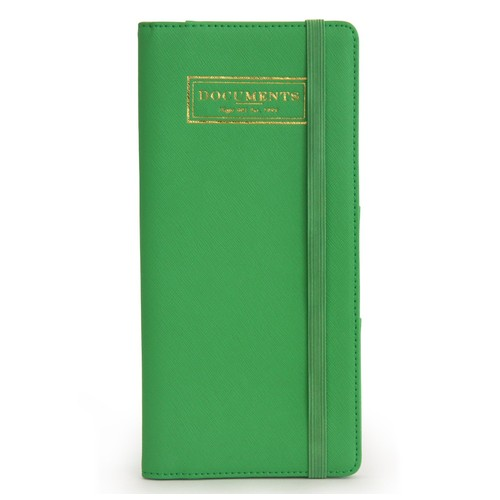 Flight 001 F1 Correspondent Document Holder, Green