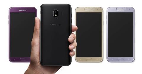 Samsung Galaxy J4 (2018 Edition) - Black