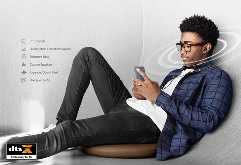 LG G7+ThinQ - Platinum Grey