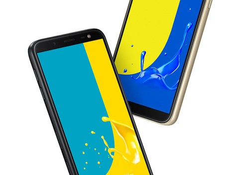 Samsung Galaxy J6 (2018 Edition) - Gold