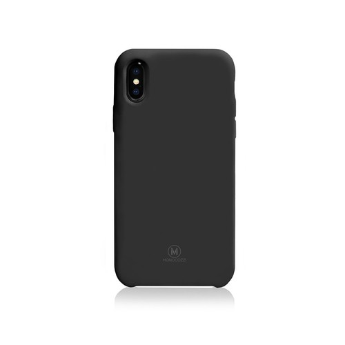 Monocozzi Gritty Case for iPhone X - Black