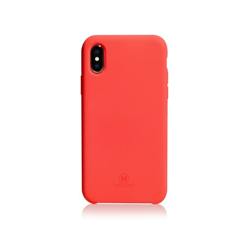 Monocozzi Gritty Case for iPhone X - Red