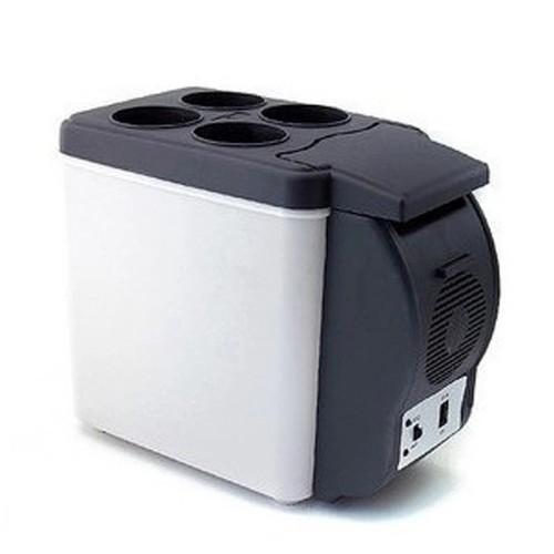 Kulkas Mobil Portable Kapasitas 6 Liter (Dingin/Panas)
