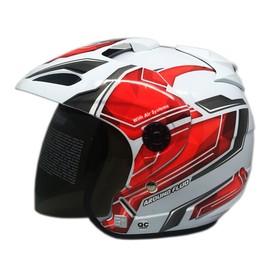 Venom Helm Around - White O