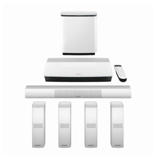 Bose Lifestyle 650 Home Entertainment System - White