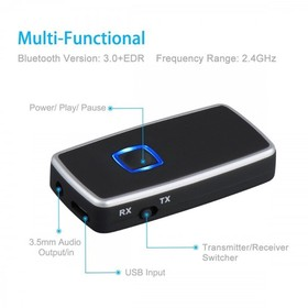 Bluetooth 2 in 1 Car Transm