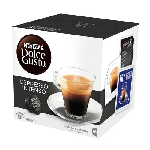 Nescafe Dolce Gusto Capsule Espresso Intenso