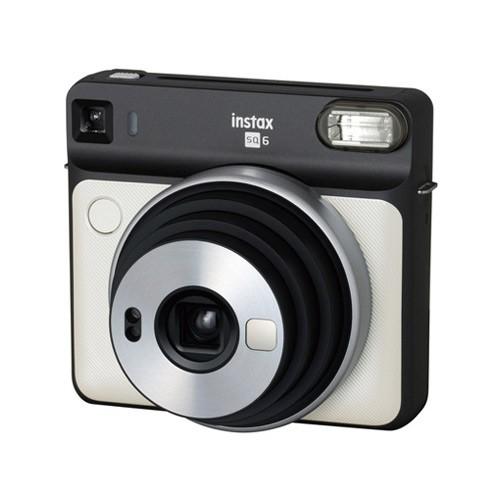Fujifilm Instax SQ6 - Pearl white