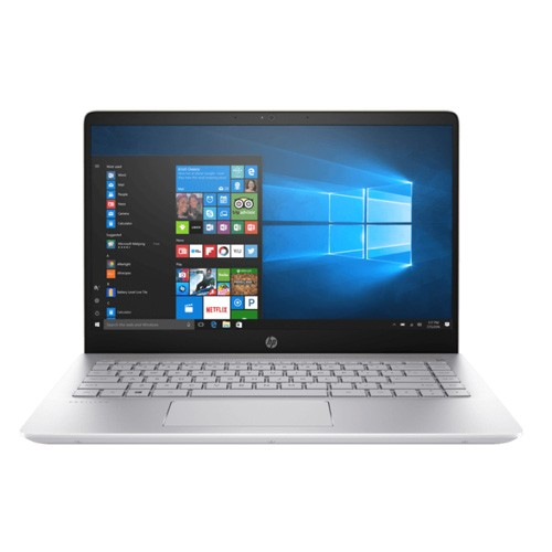 HP Pavilion Notebook 14-bf198TX - Gold