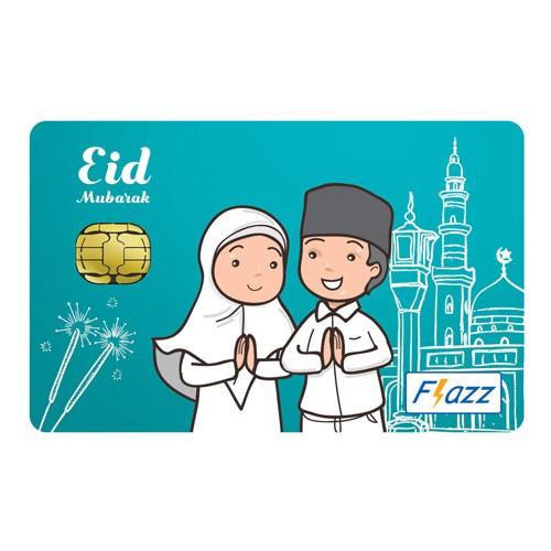 BCA Flazz Ramadhan - Minal Aidin