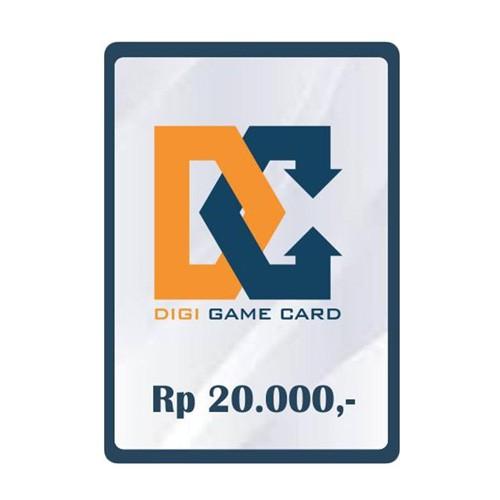 Digi Game Card digigc v20