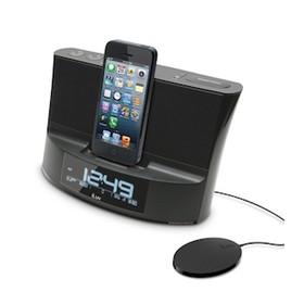 iLuv Dual Alarm Clock Speak