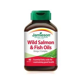 Jamieson Wild Salmon & Fish